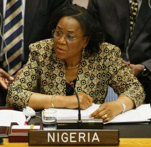 Nigerian diplomat