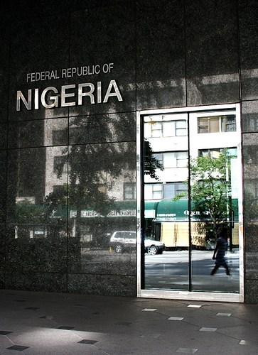 Nigeria's Foreign Missions